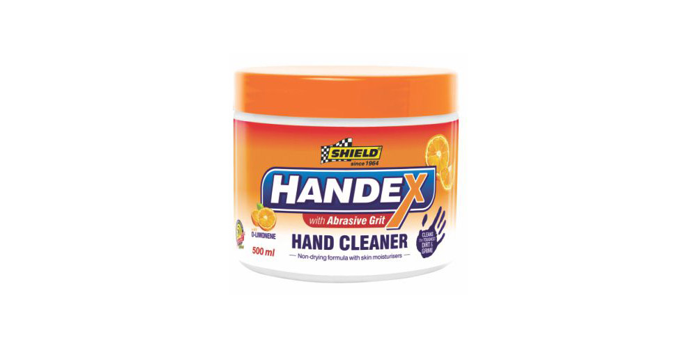 HANDEX HAND CLEANER WITH ABRASIVE GRIT