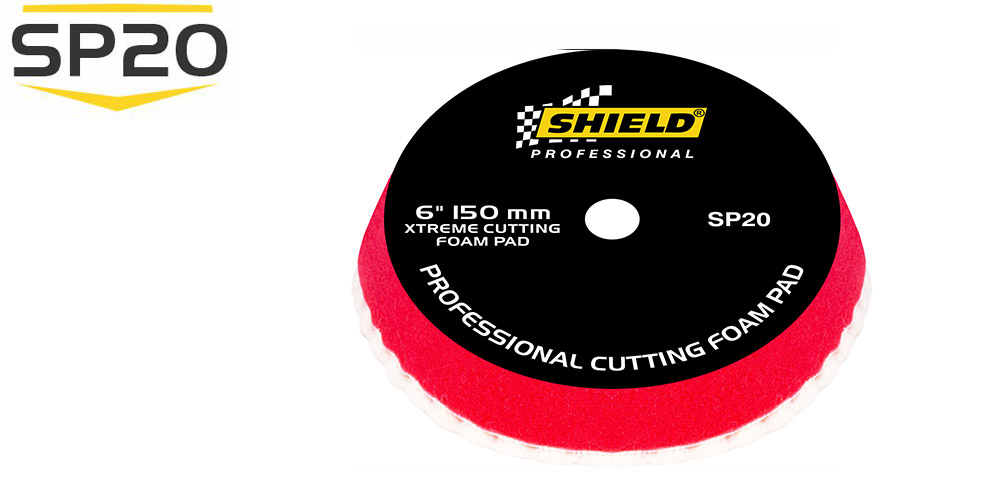 SP20 – XTREME CUTTING FOAM PAD